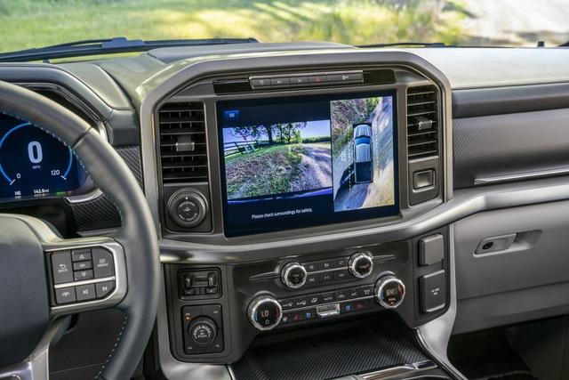 Ra mắt Ford F-150 2021: Siêu bán tải thêm siêu tiện nghi - Ảnh 6.