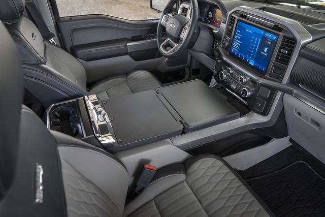 Ra mắt Ford F-150 2021: Siêu bán tải thêm siêu tiện nghi - Ảnh 7.