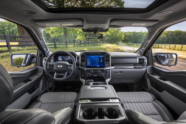Ra mắt Ford F-150 2021: Siêu bán tải thêm siêu tiện nghi - Ảnh 4.
