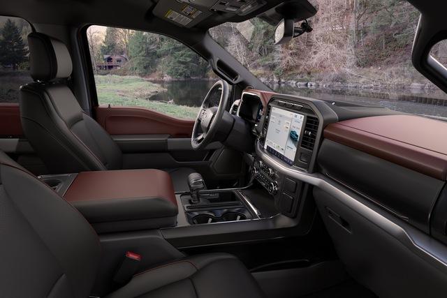 Ra mắt Ford F-150 2021: Siêu bán tải thêm siêu tiện nghi - Ảnh 5.