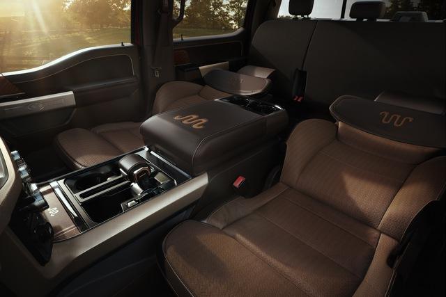 Ra mắt Ford F-150 2021: Siêu bán tải thêm siêu tiện nghi - Ảnh 8.