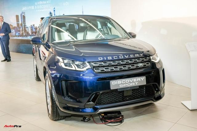 Land Rover Discovery Sport 2020 ra mắt khách Việt: 5 phiên bản, giá cao nhất hơn 3,8 tỷ đồng, nhiều tùy chọn cơ bản nhưng phải trả thêm tiền - Ảnh 2.