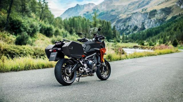 Yamaha Tracer 900 GT thêm màu sắc, giá không đổi - Ảnh 3.