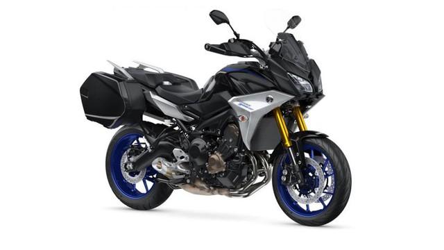 Yamaha Tracer 900 GT thêm màu sắc, giá không đổi - Ảnh 5.