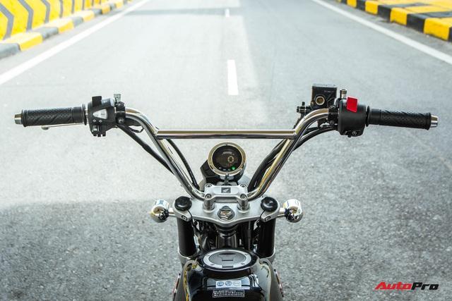 Rong chơi tháng ngày trên Honda Monkey như những chú khỉ lêu nghêu trên đường phố Việt - Ảnh 8.
