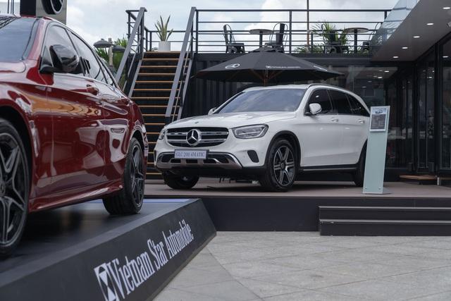 Khám phá showroom Mercedes-Benz di động lạ lẫm đầu tiên tại Việt Nam: Có thể đi muôn nơi, tiếp cùng lúc 20 khách hàng - Ảnh 6.