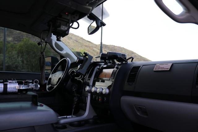 Quái thú Toyota Tundra vơi gói trang bị TRD Off-Road - Ảnh 11.