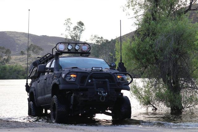 Quái thú Toyota Tundra vơi gói trang bị TRD Off-Road - Ảnh 3.