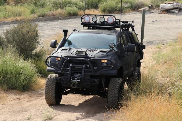 Quái thú Toyota Tundra vơi gói trang bị TRD Off-Road - Ảnh 5.