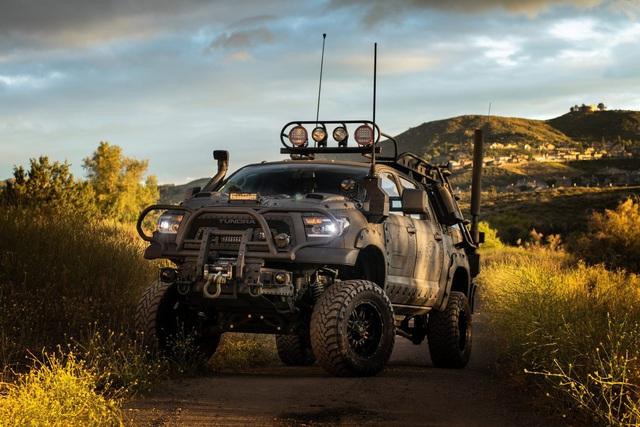 Quái thú Toyota Tundra vơi gói trang bị TRD Off-Road - Ảnh 6.