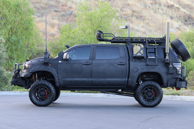 Quái thú Toyota Tundra vơi gói trang bị TRD Off-Road - Ảnh 7.