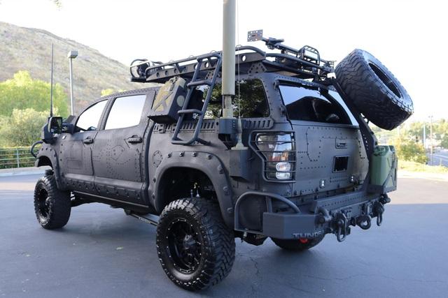 Quái thú Toyota Tundra vơi gói trang bị TRD Off-Road - Ảnh 8.