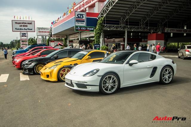 Giới chơi xe thể thao Nhật tụ họp: Có xe độ cả nửa tỷ, Honda Civic độc nhất Việt Nam - Ảnh 1.