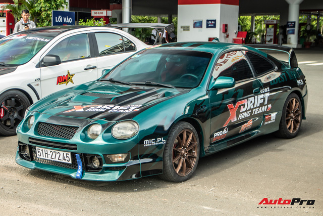 Giới chơi xe thể thao Nhật tụ họp: Có xe độ cả nửa tỷ, Honda Civic độc nhất Việt Nam - Ảnh 10.