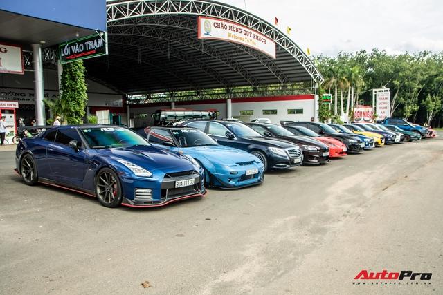 Giới chơi xe thể thao Nhật tụ họp: Có xe độ cả nửa tỷ, Honda Civic độc nhất Việt Nam - Ảnh 2.
