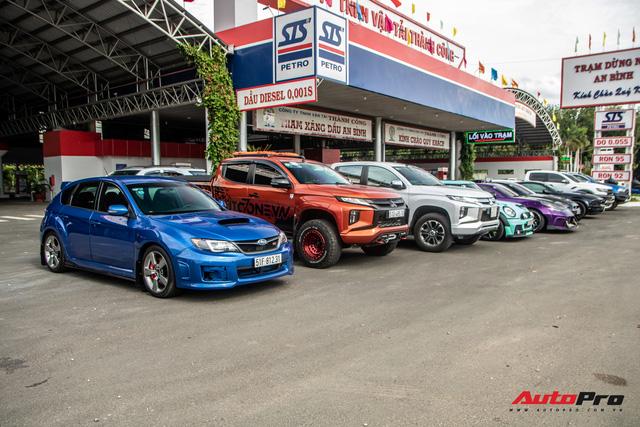 Giới chơi xe thể thao Nhật tụ họp: Có xe độ cả nửa tỷ, Honda Civic độc nhất Việt Nam - Ảnh 4.