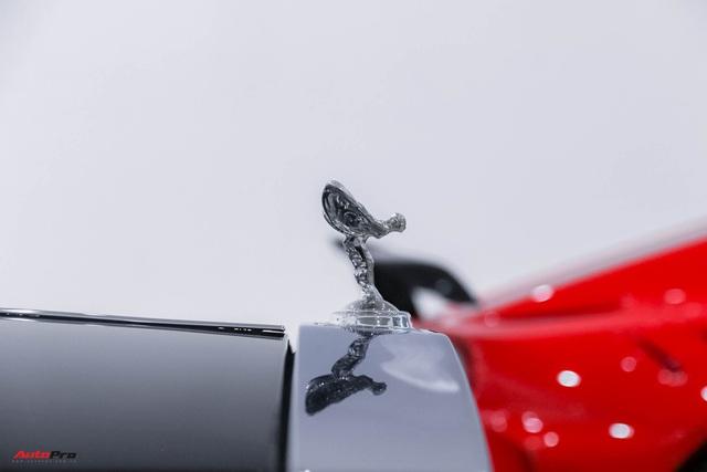 Xe siêu sang Rolls-Royce Phantom EWB đời 2008 còn lại gì sau 12 năm sử dụng? - Ảnh 13.