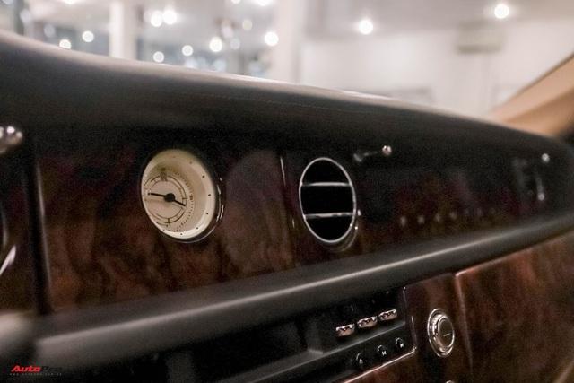 Xe siêu sang Rolls-Royce Phantom EWB đời 2008 còn lại gì sau 12 năm sử dụng? - Ảnh 9.