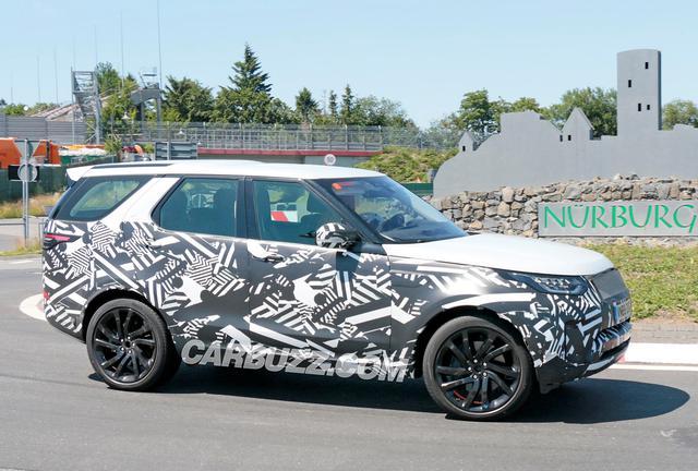 Cái nhìn đầu tiên về Land Rover Discovery mới - Ảnh 1.