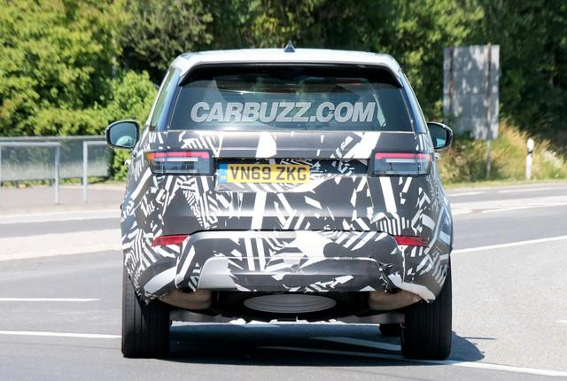 Cái nhìn đầu tiên về Land Rover Discovery mới - Ảnh 3.