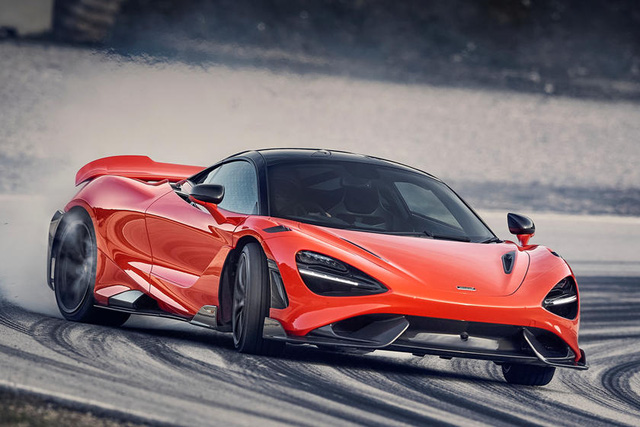 Hãng siêu xe McLaren đang loay hoay tìm lối thoát - Ảnh 3.