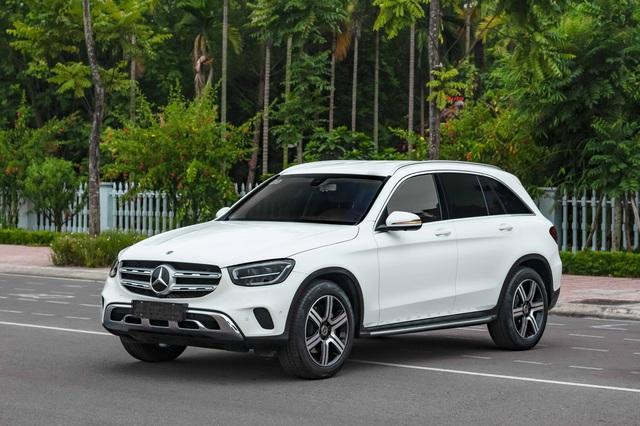 Áp lực từ phí trước bạ mới, Mercedes-Benz GLC 200 4MATIC chạy lướt giảm ngay 50 triệu đồng tại đại lý tư nhân - Ảnh 8.