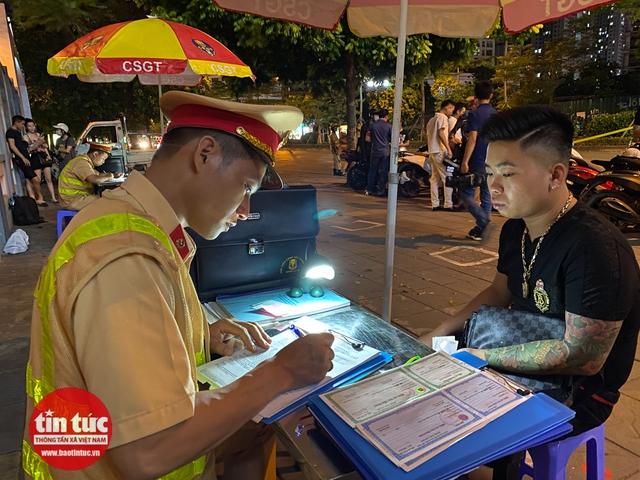 Bộ Công an đề xuất tước giấy phép lái xe đối với 11 lỗi vi phạm  - Ảnh 1.