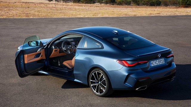 Ra mắt BMW 4-Series 2021: Tản nhiệt to chưa từng thấy, thiết kế đẹp ngang concept - Ảnh 6.