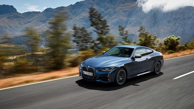 Ra mắt BMW 4-Series 2021: Tản nhiệt to chưa từng thấy, thiết kế đẹp ngang concept - Ảnh 5.