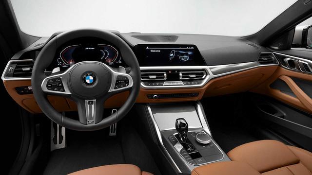 Ra mắt BMW 4-Series 2021: Tản nhiệt to chưa từng thấy, thiết kế đẹp ngang concept - Ảnh 7.