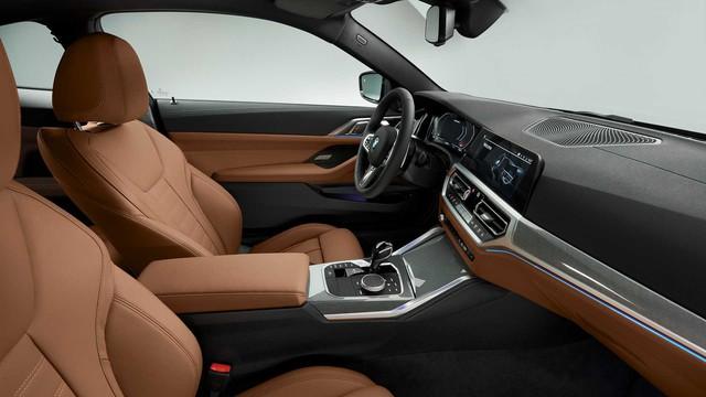 Ra mắt BMW 4-Series 2021: Tản nhiệt to chưa từng thấy, thiết kế đẹp ngang concept - Ảnh 9.