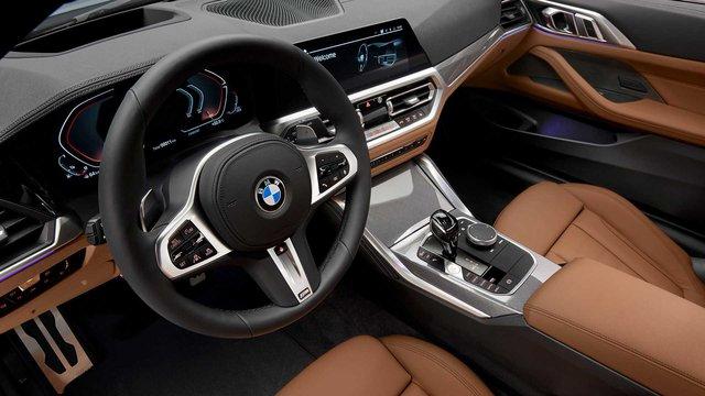 Ra mắt BMW 4-Series 2021: Tản nhiệt to chưa từng thấy, thiết kế đẹp ngang concept - Ảnh 8.