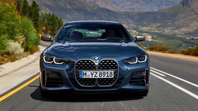 Ra mắt BMW 4-Series 2021: Tản nhiệt to chưa từng thấy, thiết kế đẹp ngang concept - Ảnh 3.
