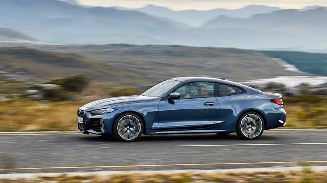 Ra mắt BMW 4-Series 2021: Tản nhiệt to chưa từng thấy, thiết kế đẹp ngang concept - Ảnh 1.