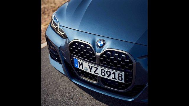 Ra mắt BMW 4-Series 2021: Tản nhiệt to chưa từng thấy, thiết kế đẹp ngang concept - Ảnh 4.