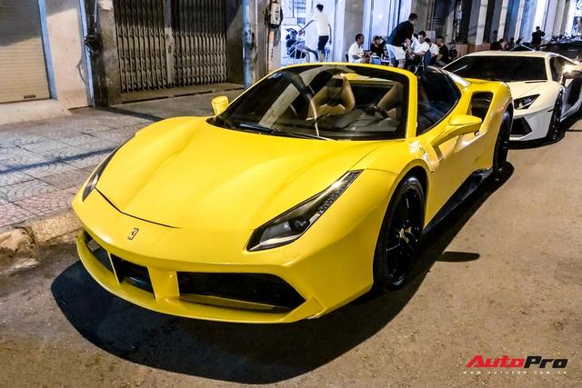Dàn siêu xe và xe thể thao hội ngộ lúc nửa đêm, thành lập nhóm siêu xe thứ 2 tại Việt Nam - Ảnh 4.