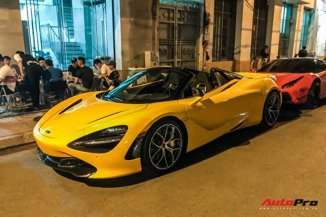 Dàn siêu xe và xe thể thao hội ngộ lúc nửa đêm, thành lập nhóm siêu xe thứ 2 tại Việt Nam - Ảnh 6.