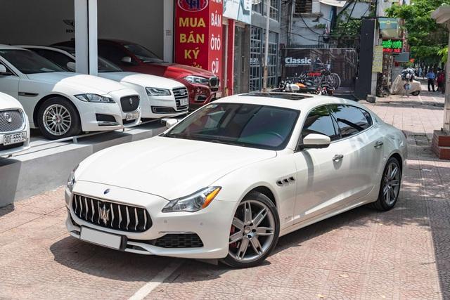 Đại gia Việt mua Maserati Quattroporte cũ, vẫn đủ tiền sắm Porsche Macan 2020 từ khoản tiết kiệm so với mua mới - Ảnh 7.
