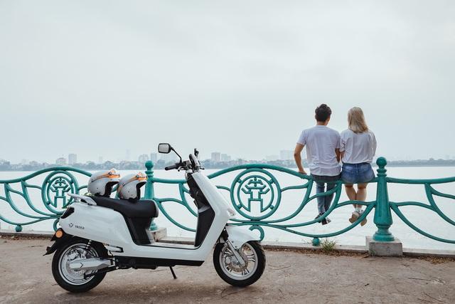 Ra mắt YADEA BuyE: Xe máy điện to ngang Honda LEAD, giá 22 triệu đồng, đi được hơn 90 km/sạc - Ảnh 3.