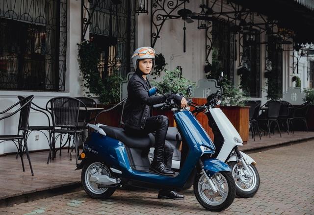Ra mắt YADEA BuyE: Xe máy điện to ngang Honda LEAD, giá 22 triệu đồng, đi được hơn 90 km/sạc - Ảnh 2.
