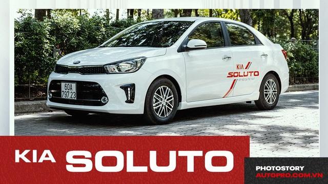 10 tính năng nổi bật trên Kia Soluto AT Luxury được khách hàng đánh giá cao