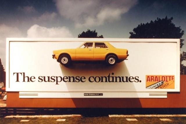 10 biển quảng cáo ô tô trường sinh bất tử với thời gian - Ảnh 15.