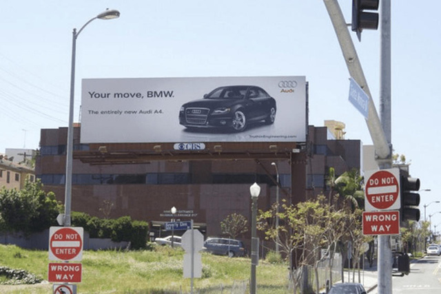 10 biển quảng cáo ô tô trường sinh bất tử với thời gian - Ảnh 10.