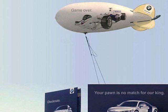 10 biển quảng cáo ô tô trường sinh bất tử với thời gian - Ảnh 12.
