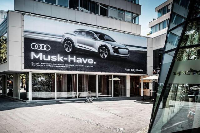 10 biển quảng cáo ô tô trường sinh bất tử với thời gian - Ảnh 8.
