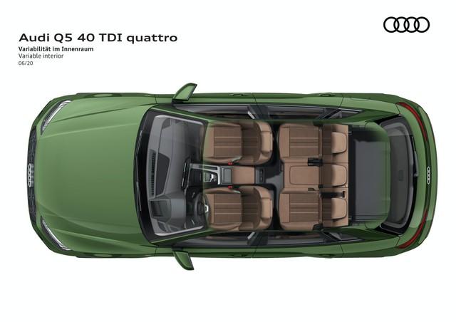 Audi Q5 facelift 2021: Thiết kế sắc sảo, công nghệ hiện đại đấu BMW X3 - Ảnh 8.