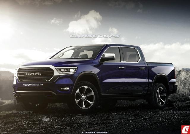 Đây là bán tải 'Made in USA' được định hướng đấu Ford Ranger, Chevrolet Colorado