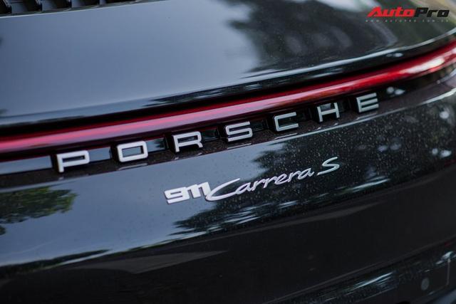 Bắt gặp Porsche 911 Carrera S thế hệ mới với nhiều tuỳ chọn đắt tiền tại Hà Nội, sở hữu bộ mâm có lịch sử đặc biệt - Ảnh 8.