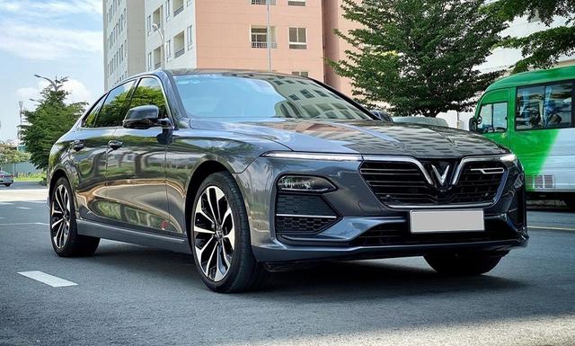 Chủ xe bán VinFast Lux A2.0 sau 4.000km, giá ngang xe mới được hỗ trợ 100% trước bạ - Ảnh 4.