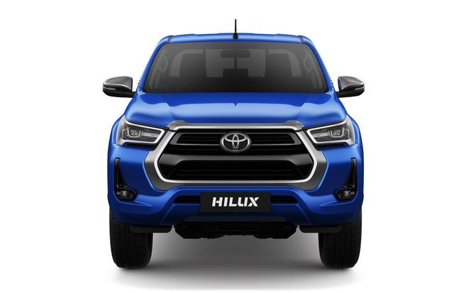 Lộ thông số Toyota Hilux 2021 sắp bán tại Việt Nam: Động cơ mạnh, thêm công nghệ an toàn tiên tiến đấu Ford Ranger - Ảnh 1.